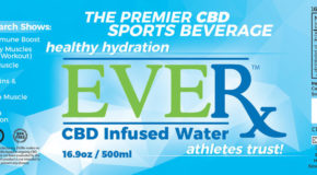 Puration Introduces EVERx CBD Infused Citrus Cooler Flavored Sports Water