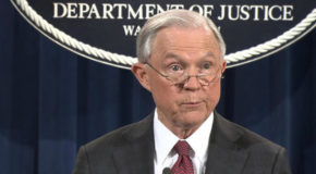 Jeff Sessions Named In Federal Lawsuit Challenging Marijuana's Schedule I Status
