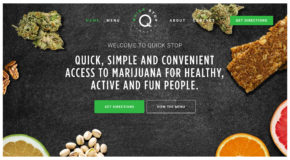 Quick Stop Cannabis Dispensary in Eugene Oregon Launches New Website to Enhance Customer Experience
